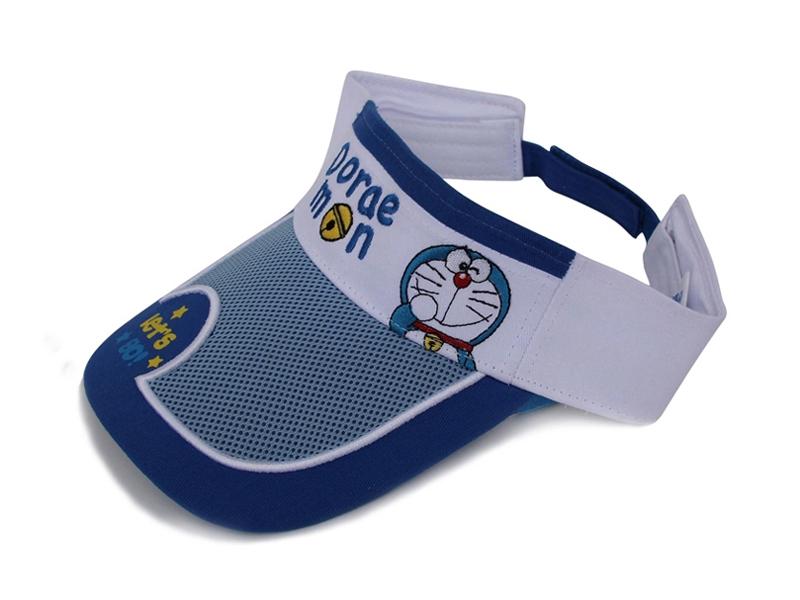 勇发服饰-新款拼色儿童空顶帽定做-RM211