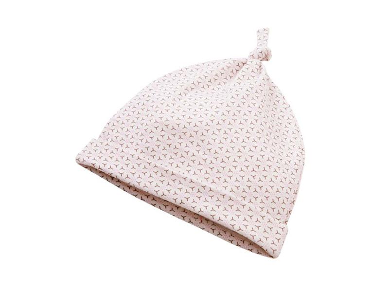 勇发服饰-外贸ODM专业贴牌订做婴儿尖顶套头帽 21年制帽经验 -AM064