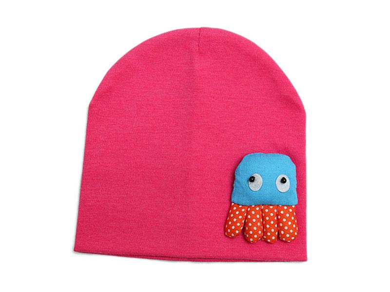 勇发服饰-春季保暖针织章鱼帽定做RM522