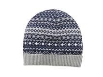 勇发服饰-儿童撞色针织帽BC1-021