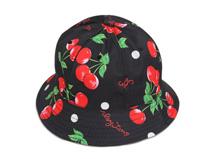 勇发服饰-水果儿童边帽-RM002