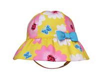 勇发服饰-儿童帽女童时尚遮阳帽定做-RM012