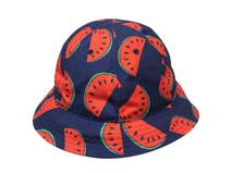 勇发服饰-儿童水果西瓜遮阳太阳小边帽定做-RM016