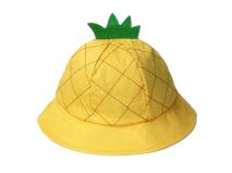 勇发服饰-儿童菠萝边帽定做 -RM018