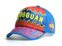 勇发服饰-新款撞色拼接棒球帽定做 -BM072