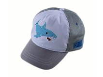 勇发服饰-儿童鲨鱼网帽 棒球帽定做 -RM040