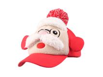 勇发服饰-圣诞老人可爱棒球帽 -RM067