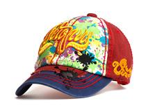 勇发服饰-2015新款儿童棒球帽定做-RM077