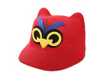 勇发服饰-儿童啄木鸟可爱定型草帽定做-RZ090