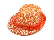 勇发服饰-新款蝴蝶结蕾丝拼接定型礼帽 小清新款定做-