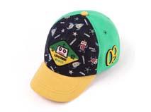 勇发服饰-儿童卡通太空棒球帽定做-RM096