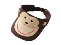 勇发服饰-儿童可爱卡通猴子空顶帽定做-RM104