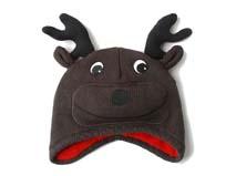 勇发服饰-儿童卡通鹿针织帽定做-RM113