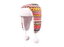 勇发服饰-儿童雷锋帽风雪帽订做-RM118