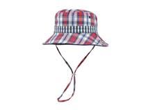勇发服饰-儿童时尚格子渔夫帽-RM133
