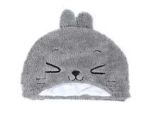 勇发服饰-小兔子儿童套头毛毛帽子-RH146