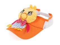 勇发服饰-小鸡儿童空顶帽定做-RM162