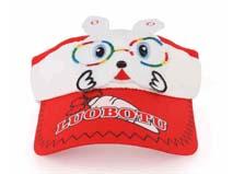 勇发服饰-可爱兔子儿童空顶帽定做-RM163
