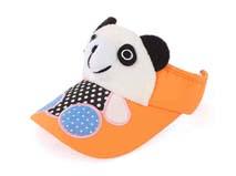 勇发服饰-儿童小熊可爱空顶帽定做-RM164