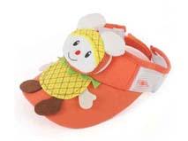 勇发服饰-儿童小蜜蜂空顶帽定做-RM165