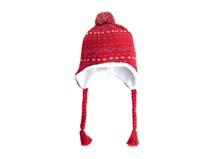 勇发服饰-红色儿童风雪帽 -RM173