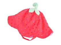 勇发服饰-女童草莓可爱小边帽 -RM182