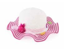 勇发服饰-婴儿儿童太阳帽子定做 -RZ183
