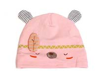 勇发服饰-全棉卡通儿童套头帽定做-RM188