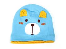 勇发服饰-儿童 婴儿小熊可爱套头帽-RM192