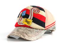 勇发服饰-设计款 儿童针织棒球帽-RM195