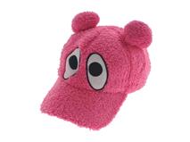 勇发服饰-儿童 女士纯色可爱卡通动物绣花鸭舌帽 棒球帽定制-RH270