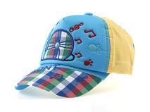 勇发服饰-新款儿童音乐符号时尚棒球帽 -RM202
