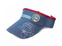 勇发服饰-儿童简约牛仔空顶帽定做-RM210