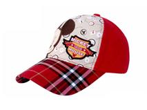 勇发服饰-儿童长额米老鼠五页棒球帽定做-RM213