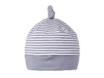 勇发服饰-新款儿童 婴儿条纹全棉套头帽定做 -RM234