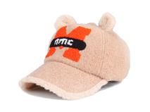 勇发服饰-新款字母毛巾绣可爱五页棒球帽定做-RM236