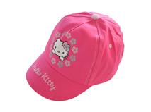 勇发服饰-儿童 婴儿hello Kitty印花 绣花可爱棒球帽定制-RM256
