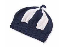 勇发服饰-儿童 婴儿条纹混色针织毛线帽 秋冬保暖订做-RM272