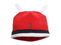 勇发服饰-儿童撞色拼接可爱耳朵套头帽 广州生产订制 春夏新款 -RM303