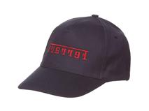 勇发服饰-纯色简约绣花字母儿童五页棒球帽 鸭舌帽 广州生产订做-RM307