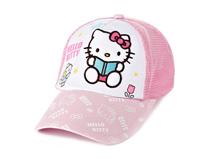 勇发服饰-小清新款女童五页棒球帽外贸加工订做 Hello Kitty 春夏-RM370