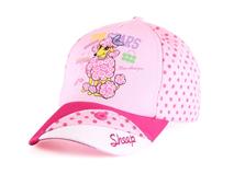 勇发服饰-2015新款点点可爱卡通 儿童棒球帽 鸭舌帽 小清新款 -RM378