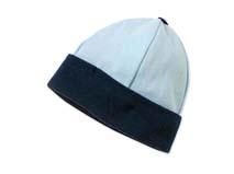 勇发服饰-针织布婴儿套头帽定做 -AM010
