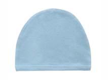 勇发服饰-纯色婴儿套头帽定做-AM017