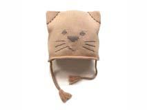 勇发服饰-卡通小猫婴儿帽 -AM019