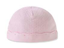 勇发服饰-女款婴儿套头帽生产-AM028
