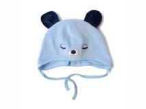勇发服饰-卡通小熊婴儿帽定做 -AM035