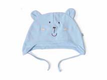 勇发服饰-卡通小熊耳朵婴儿帽 -AM036