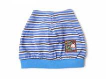 勇发服饰-条纹婴儿套头帽生产 -AM043