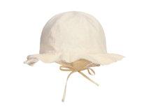 勇发服饰-全棉纯色简约小边帽 户外遮阳渔夫帽 婴儿 广州工厂订制-AM049